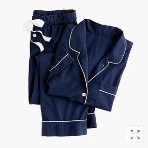 J crew vintage pajamas